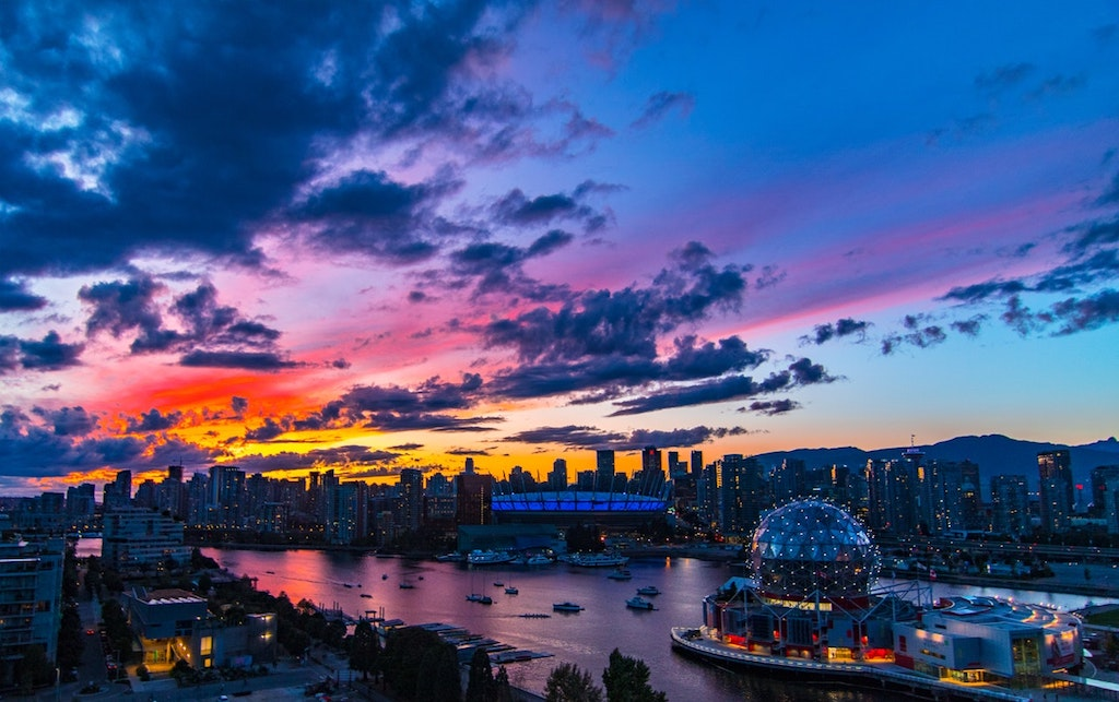 4 Reasons to Visit Vancouver
